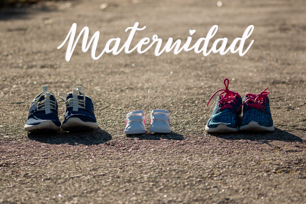 reportaje maternidad